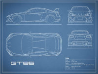 The GT86 Blueprint