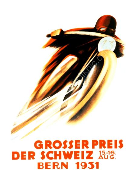 Grosser Preis Der Schweiz 1931