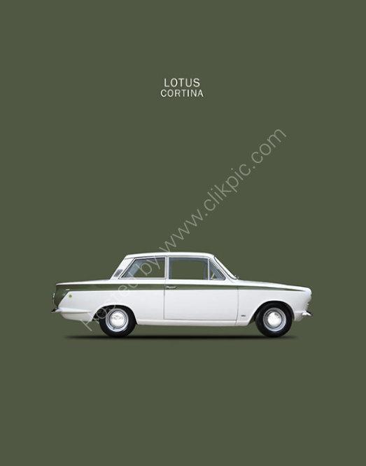 The Lotus Cortina