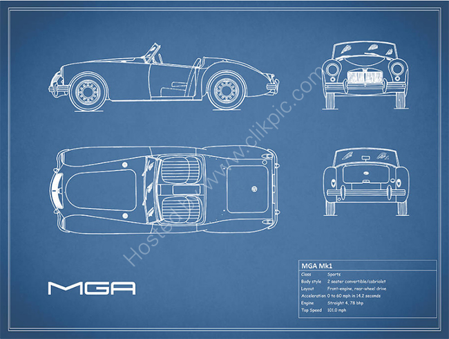 The MGA Mk1 Blueprint