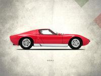 Lamborghini Miura 1967
