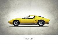 The Miura SV 1972