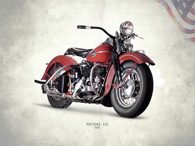 Harley-Davidson UL 1941