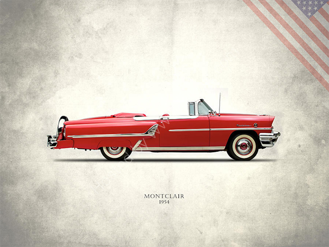 Mercury Montclair 1954