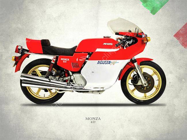 MV Agusta Monza 1978