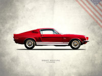 Shelby Mustang GT500 KR 1968