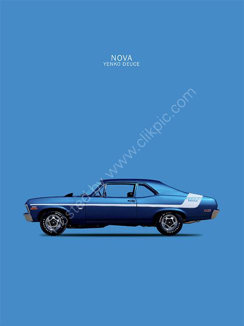Nova Yenko Deuce 1970