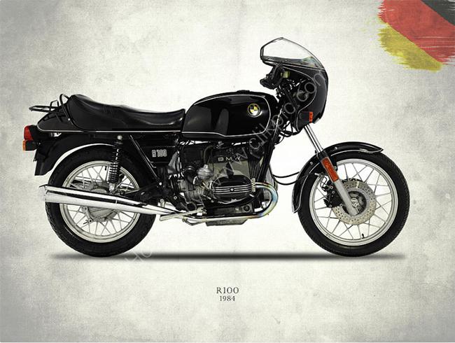 BMW R100 1984