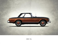 The 280 SL 1969