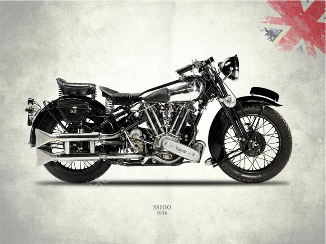 The SS100 1938