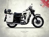 Triumph Trophy TR6/P - The Saint