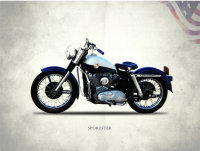Harley Sportster 1957