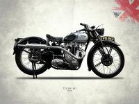 Triumph Tiger 80 1937