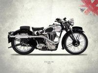 Triumph Tiger 90 1937