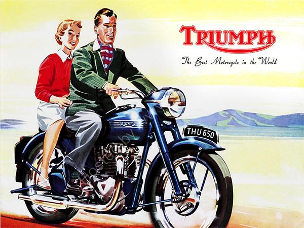 Triumph 1953