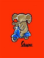 Vespa 1961 #1
