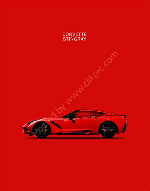 The Red Vette