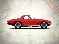 Corvette Stingray 1964