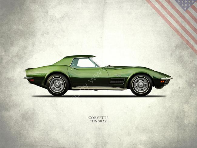 Corvette Stingray 1970