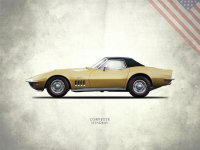 Corvette Stingray 1969