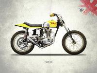 The BSA 441 Victor