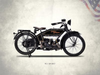 The Harley WJ Sport 1921