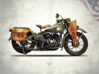 Harley-Davidson WLA 1942