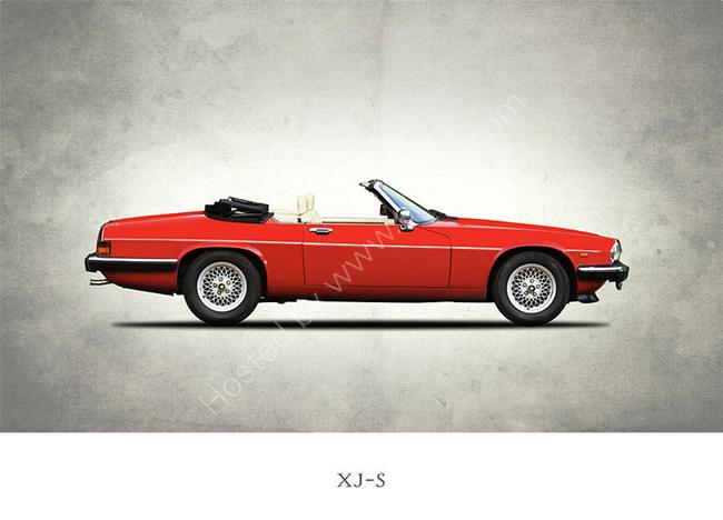 The V12 XJ-S