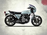 Kawasaki Z1000 Z1-R 1979