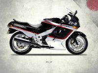 Kawasaki ZX-10 1989