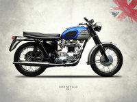 Triumph Bonneville T120 1965
