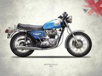 Triumph Bonneville T140 1979