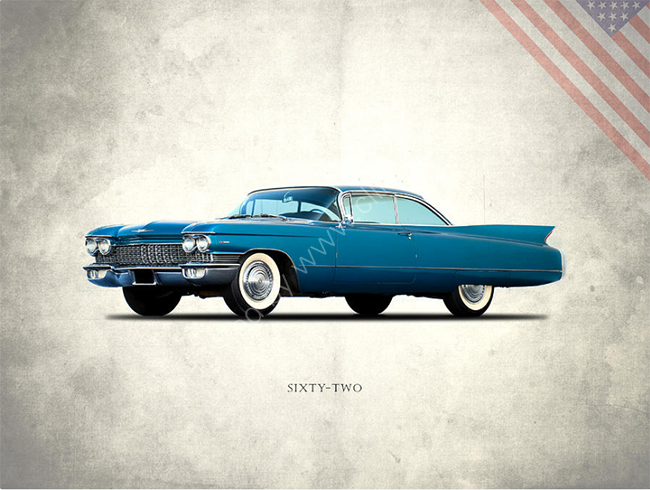 Cadillac Sixty Two