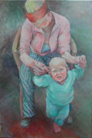Mother and Child 4/  First Steps