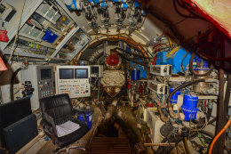 control station TBM