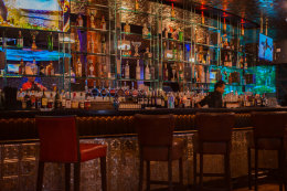 The Bar at Mc gittigans