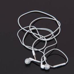Ear Phones in White