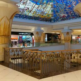 Interior Design Wafi Mall