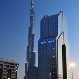 The Dusit Thani Hotel Dubai