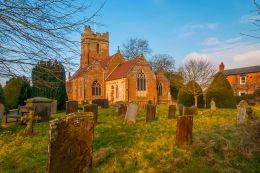 St Peters Church Dunchurch England