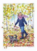 An Autumn walk