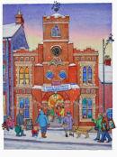 Winter Food Market, Lewes