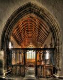Ash Church Kent Side Chapel