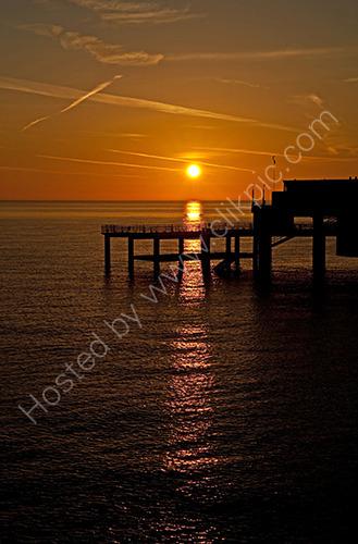 Deal Sunrise at dawn