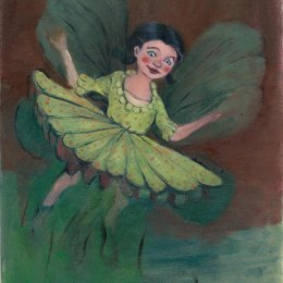 Fairy painting 1