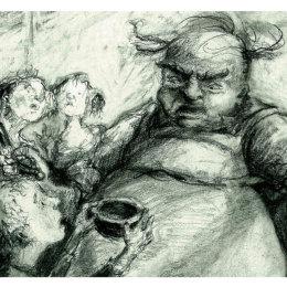 Oliver Twist Detail