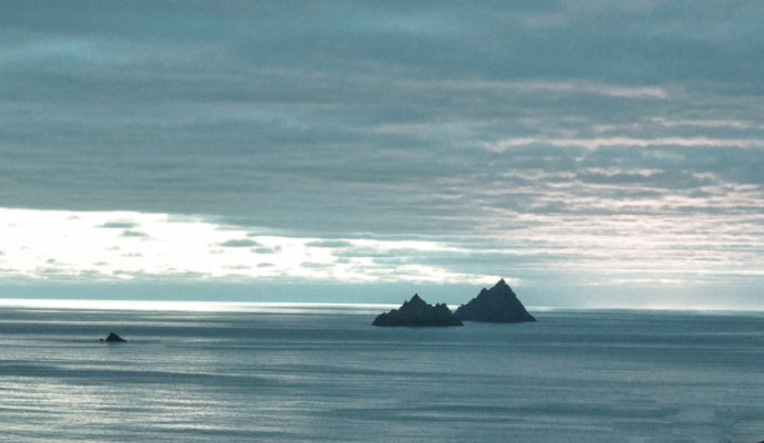 Skelligs Sunset