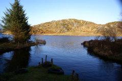 Waterville lake