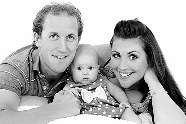 Family Portrait East Sussex