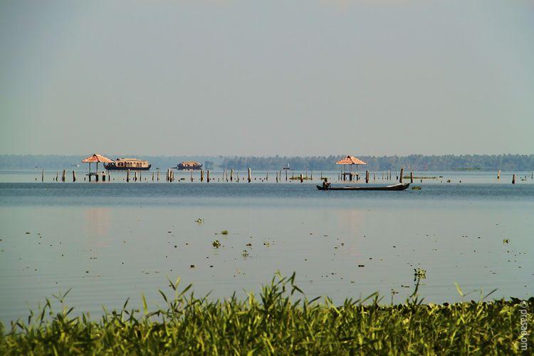 Backwaters, Kumarakom